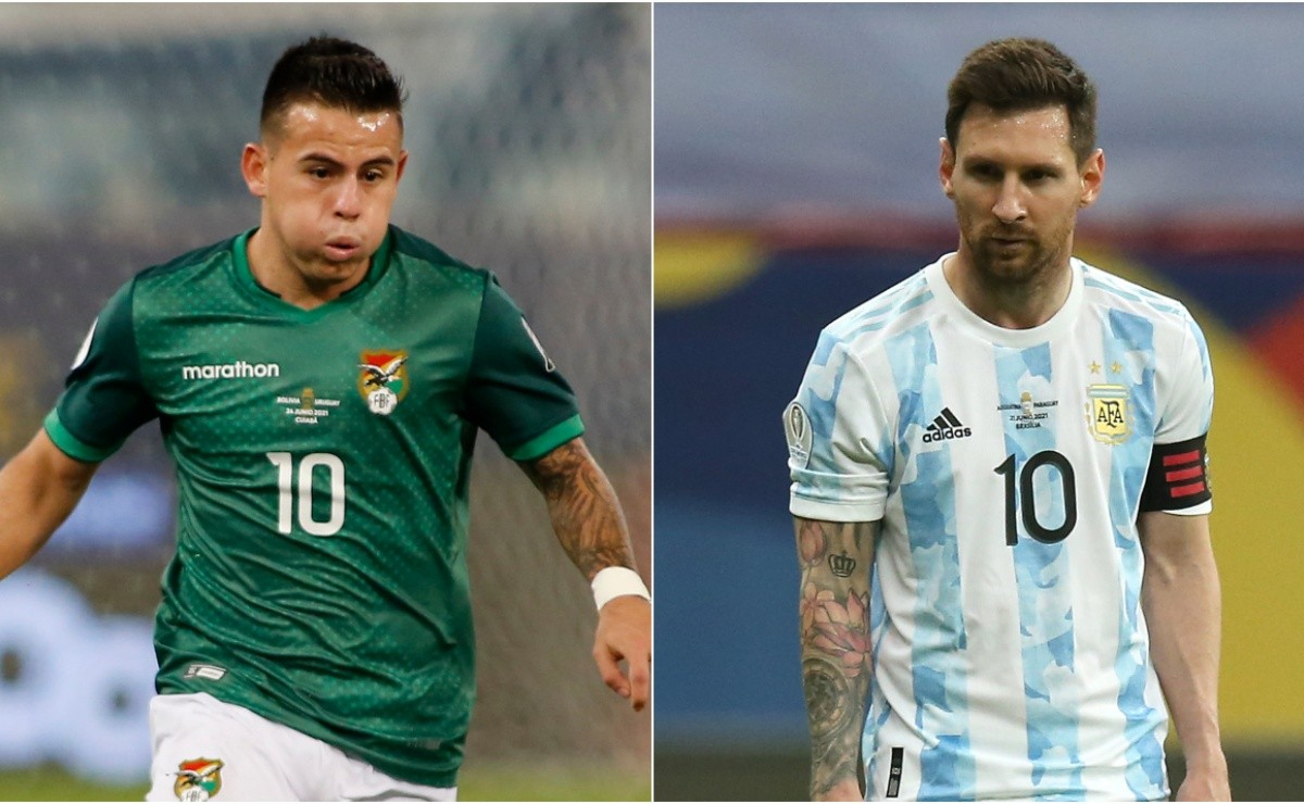 Bolivia vs Argentina: Date, Time and TV Channel in the US for Copa America 2021 Matchday 5