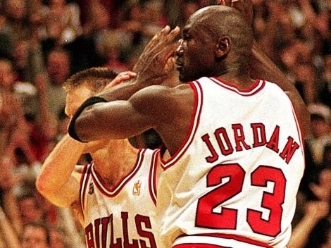 Steve Kerr describió cómo fue la pelea con Michael Jordan en Chicago Bulls