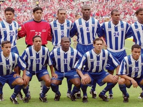 Honduras y su impresionante participación por la Copa América 2001