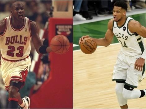 Charles Barkley afirma que Giannis Antetokounmpo es más jugador que Michael Jordan