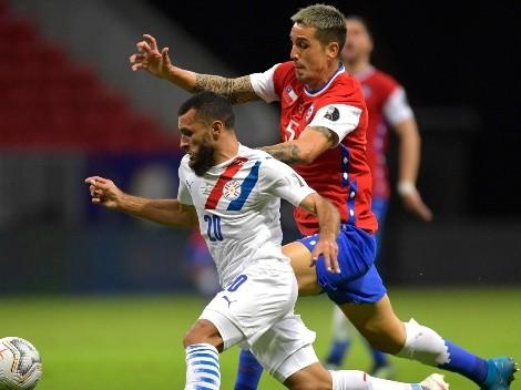 Enzo Roco no se olvida de la derrota frente a Paraguay