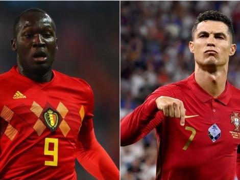 Bélgica x Portugal: data, hora e canal para assistir à partida das oitavas de final da Eurocopa