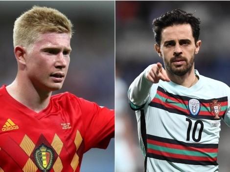 Bélgica x Portugal: saiba onde assistir ao vivo à partida das oitavas de final da Eurocopa