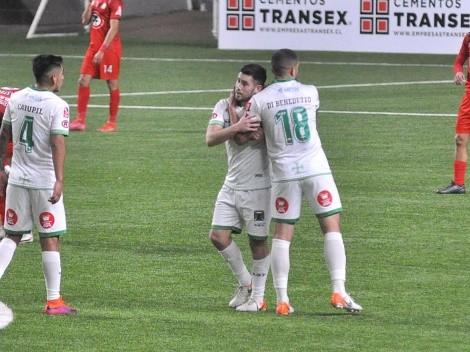 Temuco coloca la sorpresa en la Copa Chile eliminado a La Calera