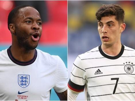 Inglaterra x Alemanha: saiba onde assistir ao jogão pelas oitavas da Eurocopa