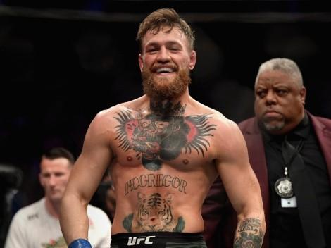 ¡¿Qué ganó cuánto?! El dinero que generó Conor McGregor en su carrera