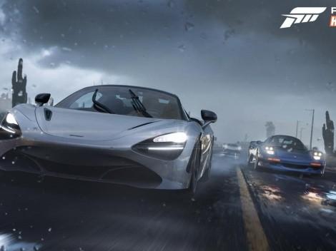 Forza Horizon 5: nuevos detalles sobre el clima dinámico en el juego