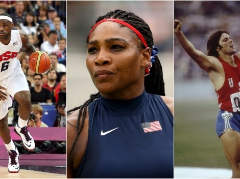 Olympic Games: Top 25 Olympic athletes turned actors