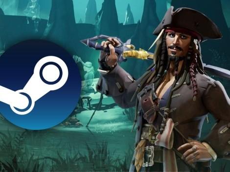 Sea of Thieves y las ofertas de la Summer Sale lideran las ventas de Steam esta semana