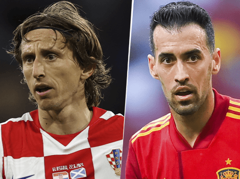 FINAL | Croacia 3 - 5 España por la Eurocopa | Octavos de final