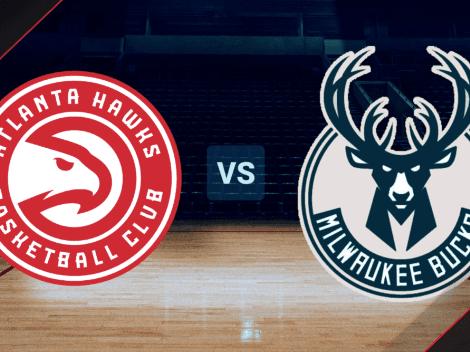 JUEGO 4   VER Atlanta Hawks vs. Milwaukee Bucks EN VIVO por los NBA Play-Offs   Final Conferencia Este