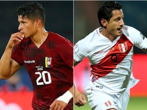 Peru vence a Venezuela por 1 x 0 e se classifica para a próxima fase da Copa América
