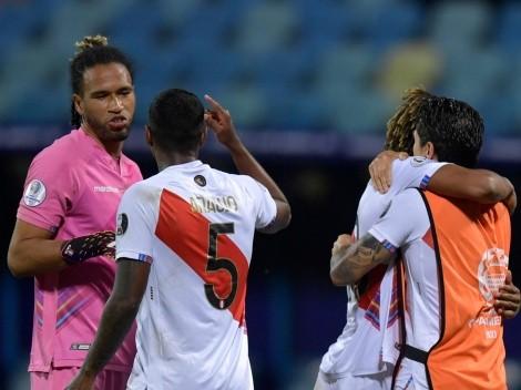 Perú se medirá ante Paraguay por los cuartos de final de la Copa América