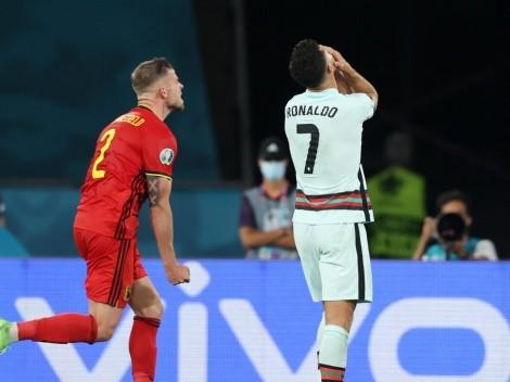 Bélgica elimina Portugal nas oitavas e agora enfrenta a Itália nas quartas de final da Eurocopa