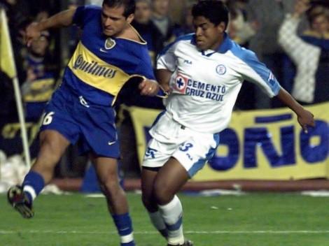 A 20 años de la final, Melvin Brown dice que Boca se espantó con Cruz Azul
