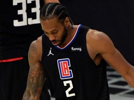 ¿Perdieron las esperanzas? Duras novedades sobre Kawhi para Clippers