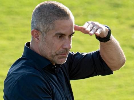 Sylvinho é informado e meio-campista está de saída do Corinthians