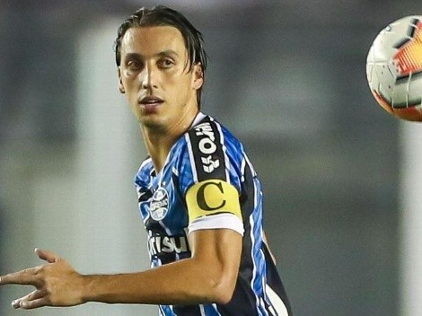 Pedro Geromel não alivia e desabafa após pressão no Grêmio