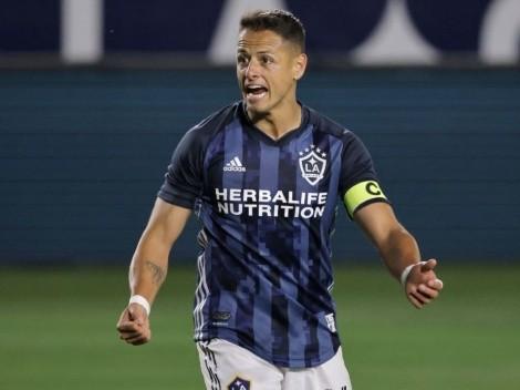 El hito de Carlos Vela en la MLS que buscará emular Chicharito Hernández