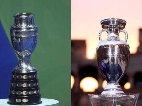 ¿Cuánto ganan los campeones de la Copa América y la Eurocopa?