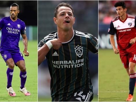 Los jugadores más destacados de la Semana 10 en MLS 2021