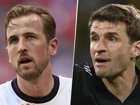 FINAL | Inglaterra 2 - 0 Alemania por los octavos de final de la Euro 2020