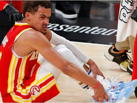 Atlanta Hawks se preocupa: Trae Young y su estado para el Juego 4 ante Bucks