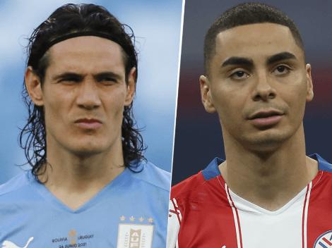 Uruguay le ganó a Paraguay por 1-0 y se quedó con el segundo puesto del Grupo A