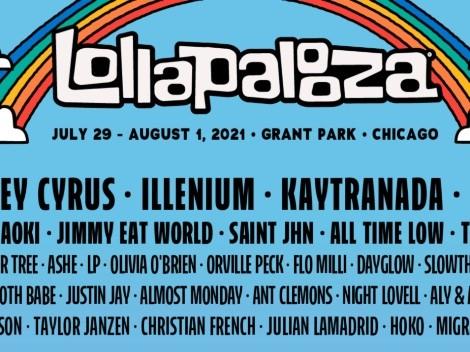 Lollapalooza 2021: Conoce fechas, cartelera y las entradas de la semana de conciertos y el aftershow en Chicago
