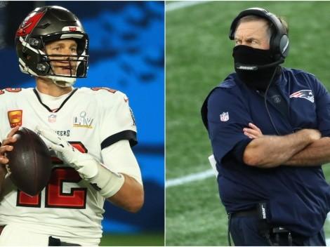 Brady vs. Belichick: las mejores 'venganzas' de la NFL 2021