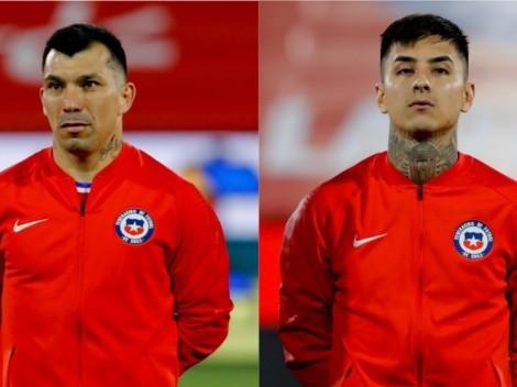 La Roja respira: Pulgar y Medel con gran chance de estar ante Brasil