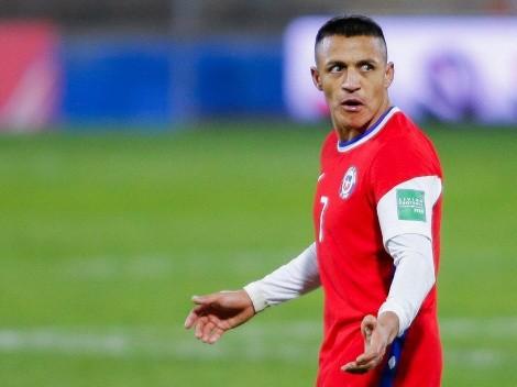 Día clave: Se define si Alexis Sánchez podrá ser convocado contra Brasil