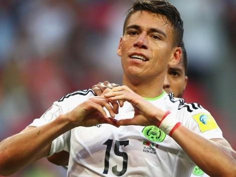 Héctor Moreno jugará un partido con el Tri Olímpico y luego volverá con la Selección Absoluta