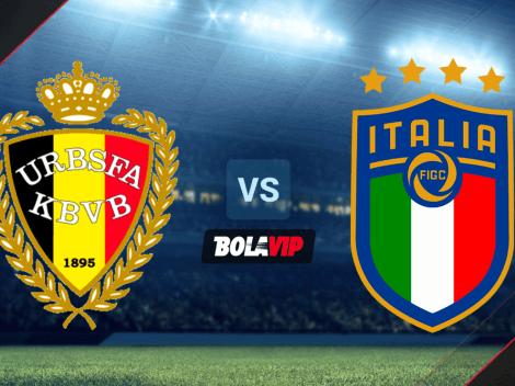 Bélgica vs. Italia: hora y canales de TV para VER HOY el partido por los cuartos de final de la Eurocopa