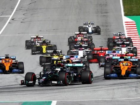 Sigue la Fórmula 1 | VER EN DIRECTO el GP de Austria 2021: orden de largada y TV para mirar la carrera GRATIS