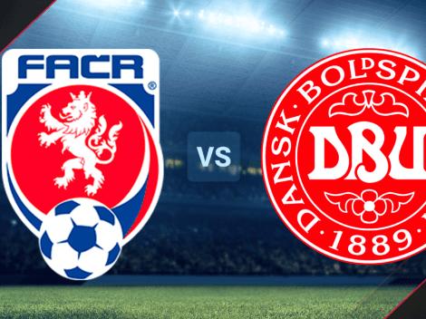 Cómo seguir EN DIRECTO República Checa vs. Dinamarca   Día, horario y canales de TV del duelo por la Eurocopa