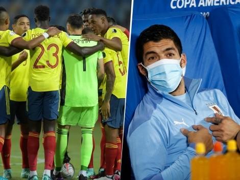 ¿Debe cuidarse Colombia de la titularidad de Luis Suárez?