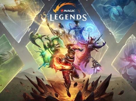 Cancelan Magic Legends: el RPG cerrará sus puertas este año
