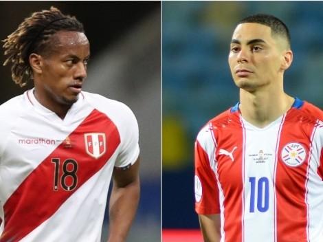 Peru x Paraguai: data, hora e canal para assistir à partida da Copa América