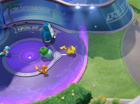 Nintendo quiere crear torneos Esports de Pokémon UNITE