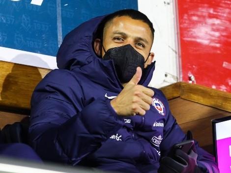 Alexis Sánchez viajaría a los cuartos de final de la Copa América
