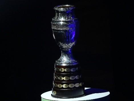 Todos los goles de la Fecha 5 de la Copa América Brasil 2021