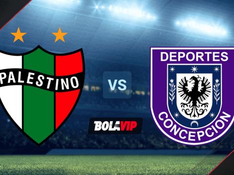A qué hora juegan Palestino vs. Deportes Concepción, por los octavos de final de la Copa Chile