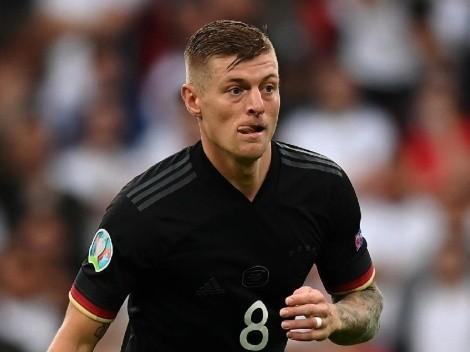 Toni Kroos dejaría la selección de Alemania, la eliminación de la Euro y sus efectos colaterales