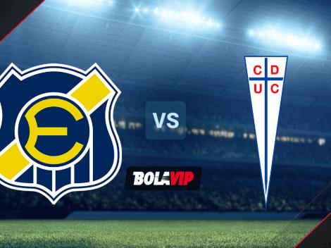 Cómo ver Everton vs. Universidad Católica por los octavos de final de la Copa Chile
