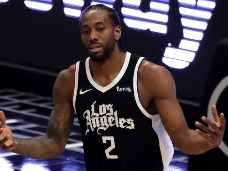 Se confirmó si Kawhi Leonard podrá jugar en el Juego 6 Clippers vs. Suns