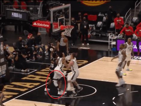 No queremos ni mirar: el video de la horrible lesión de Giannis Antetokuonmpo