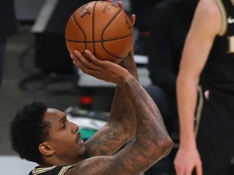 Los Hawks empatan la serie ante Bucks en un duelo plagado de lesiones