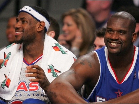 Shaquille O'Neal takes a shot at LeBron James over his recent complaints