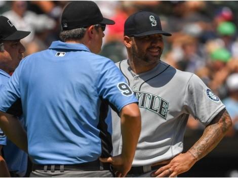 Dura sanción de MLB al primer lanzador atrapado por usar sustancias ilegales en su guante
